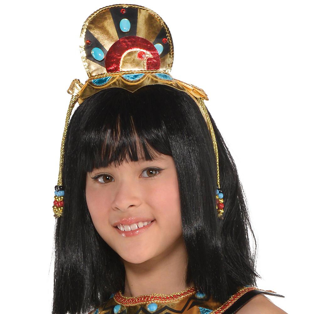 Girls Golden Goddess Costume Image #2