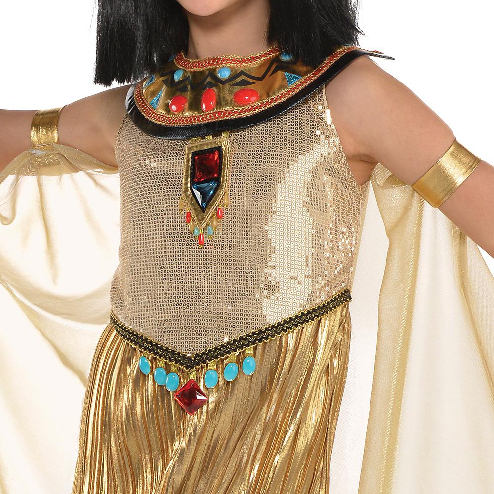 Girls Golden Goddess Costume Image #3