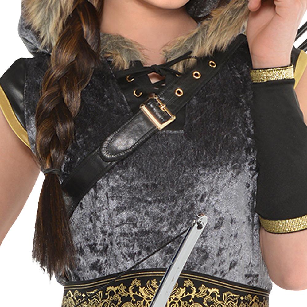 Girls Miss Archer Costume Image #3
