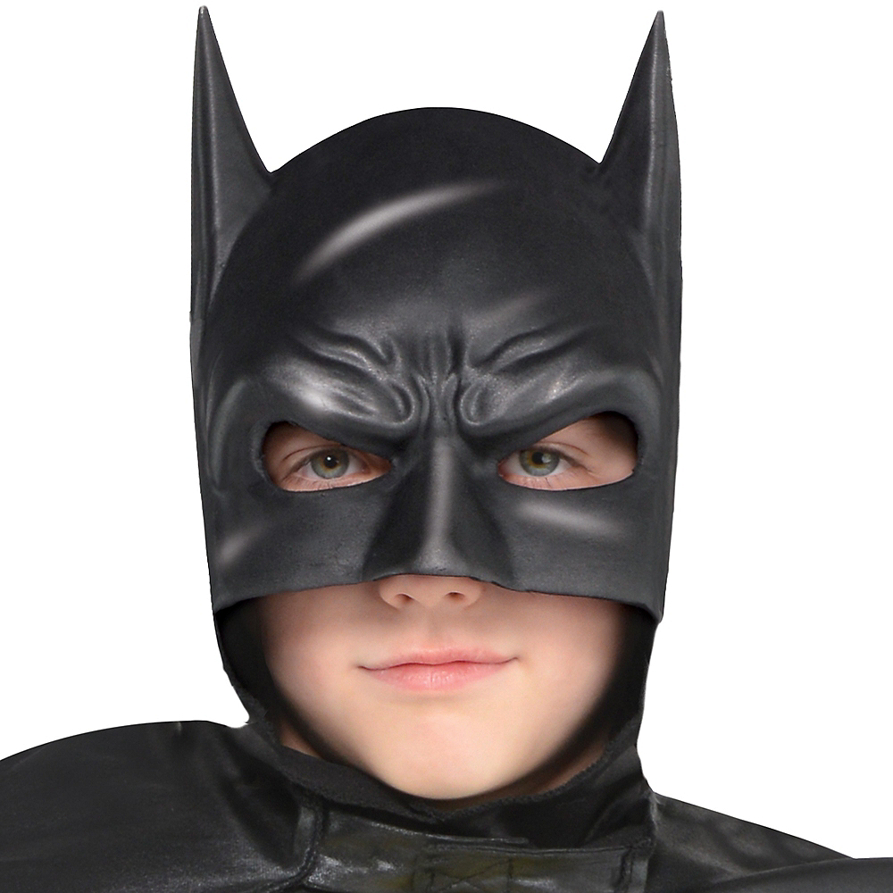 Boys Batman Muscle Costume Image #2