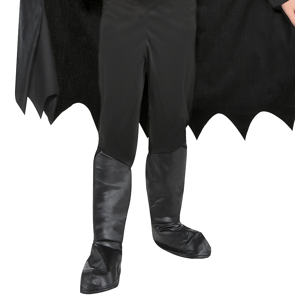 Nav Item for Boys Batman Muscle Costume Image #4