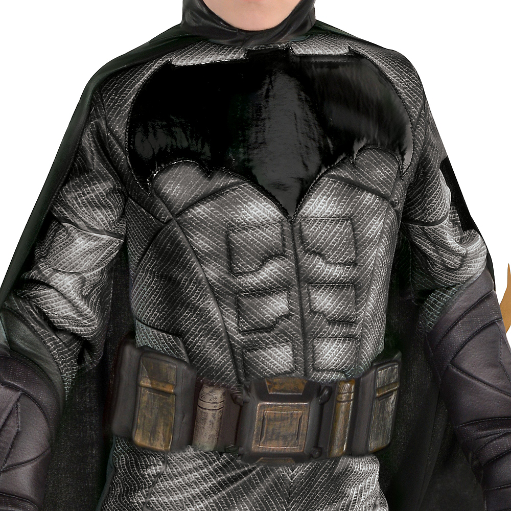 Boys Batman Muscle Costume - Justice League Image #3