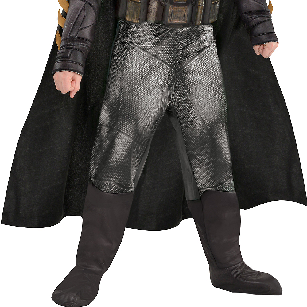 Boys Batman Muscle Costume - Justice League Image #4