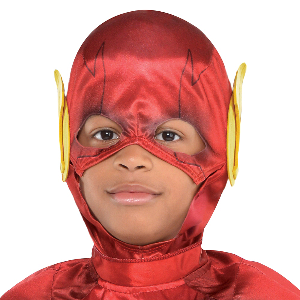 Boys The Flash Muscle Costume - DC Comics New 52 Image #2
