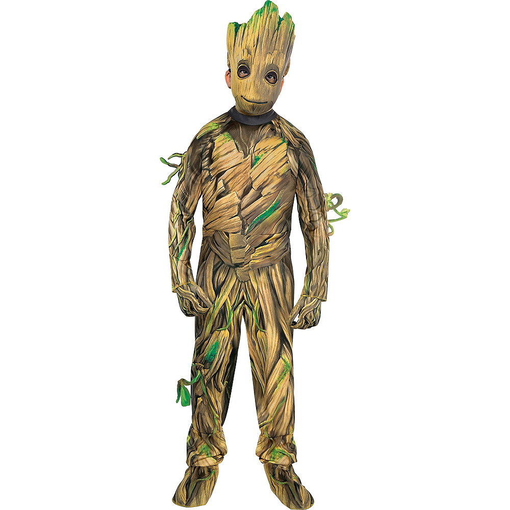 Boys Baby Groot Costume - Guardians of the Galaxy 2 Image #1