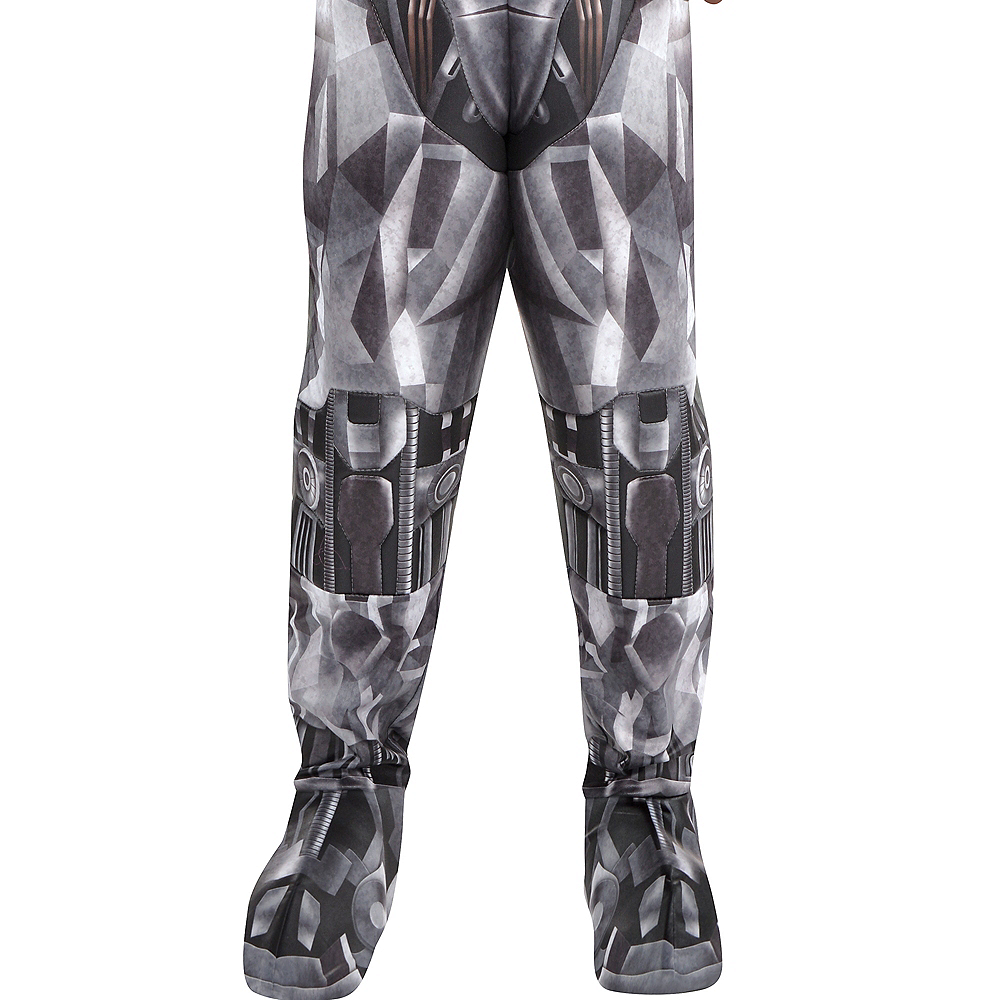 Nav Item for Boys Cyborg Muscle Costume Premier - Justice League Part 1 Image #4