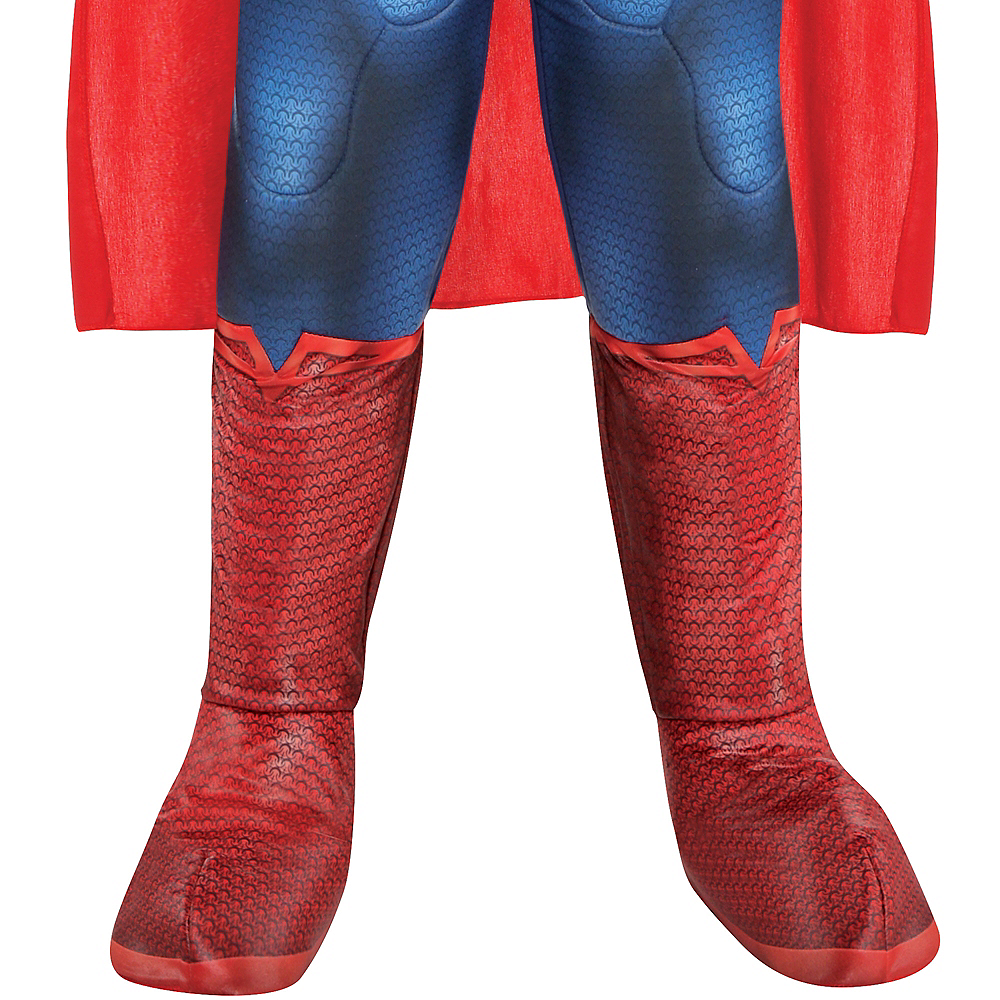 Nav Item for Boys Superman Muscle Costume - Justice League Part 1 Image #4