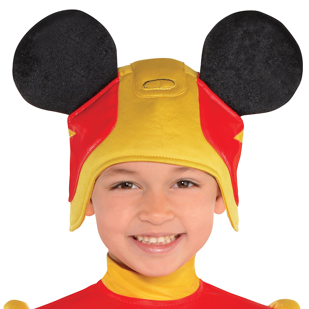 Toddler Boys Mickey Mouse Costume - Mickey & the Roadster Racers Image #2