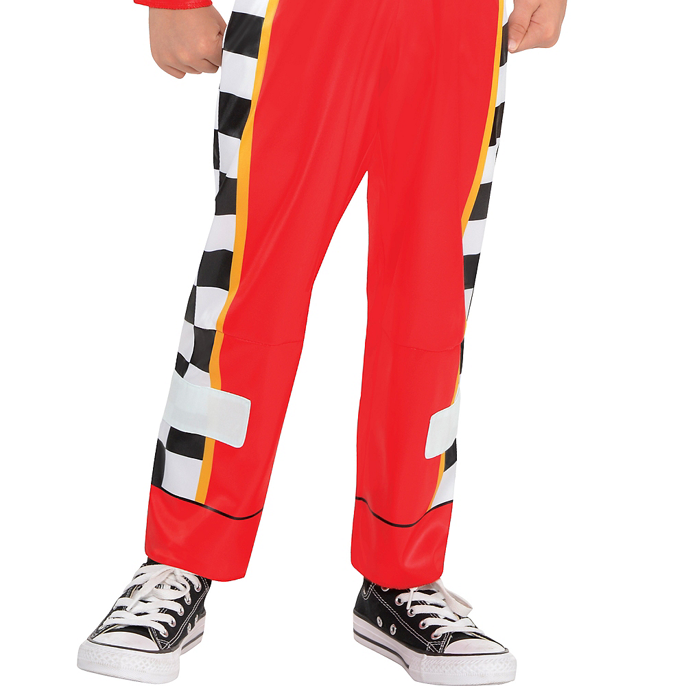 Toddler Boys Mickey Mouse Costume - Mickey & the Roadster Racers Image #4