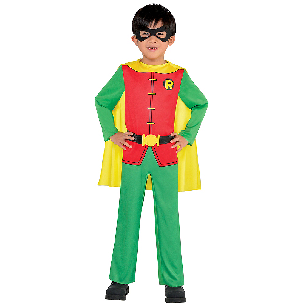 Boys Robin Costume - Batman Image #1
