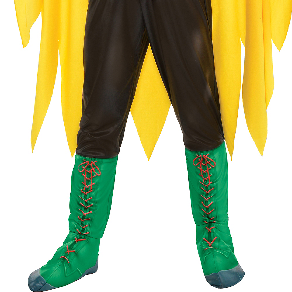 Boys Robin Muscle Costume - DC Comics New 52 Image #4