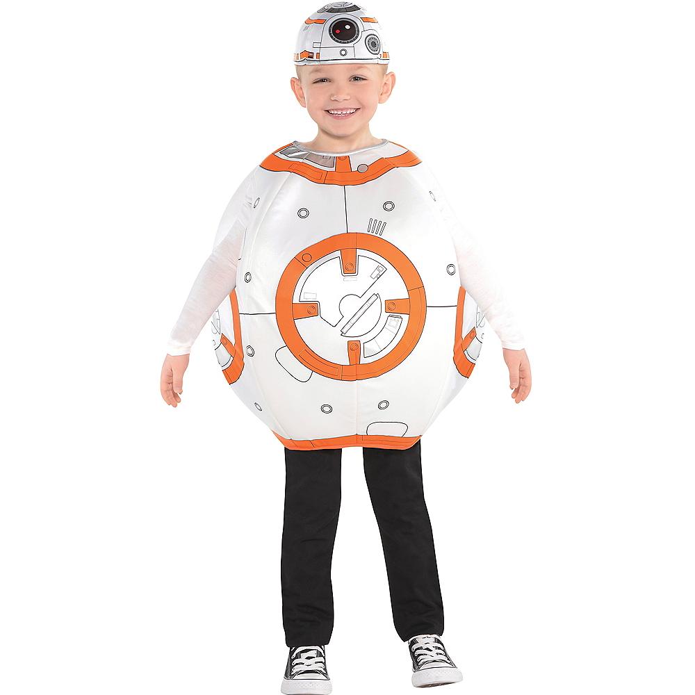 Toddler Boys BB-8 Costume - Star Wars 7 The Force Awakens Image #1