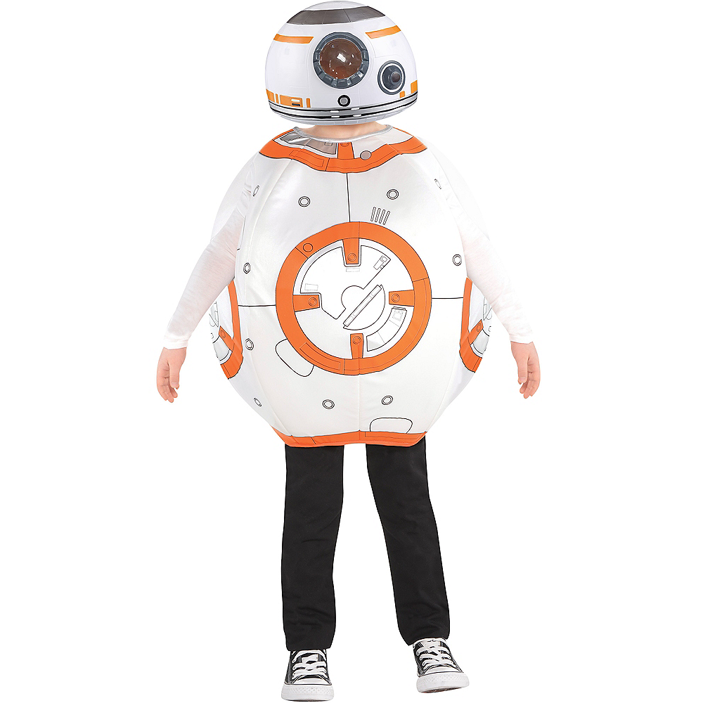 Boys BB-8 Costume - Star Wars 7 The Force Awakens Image #1