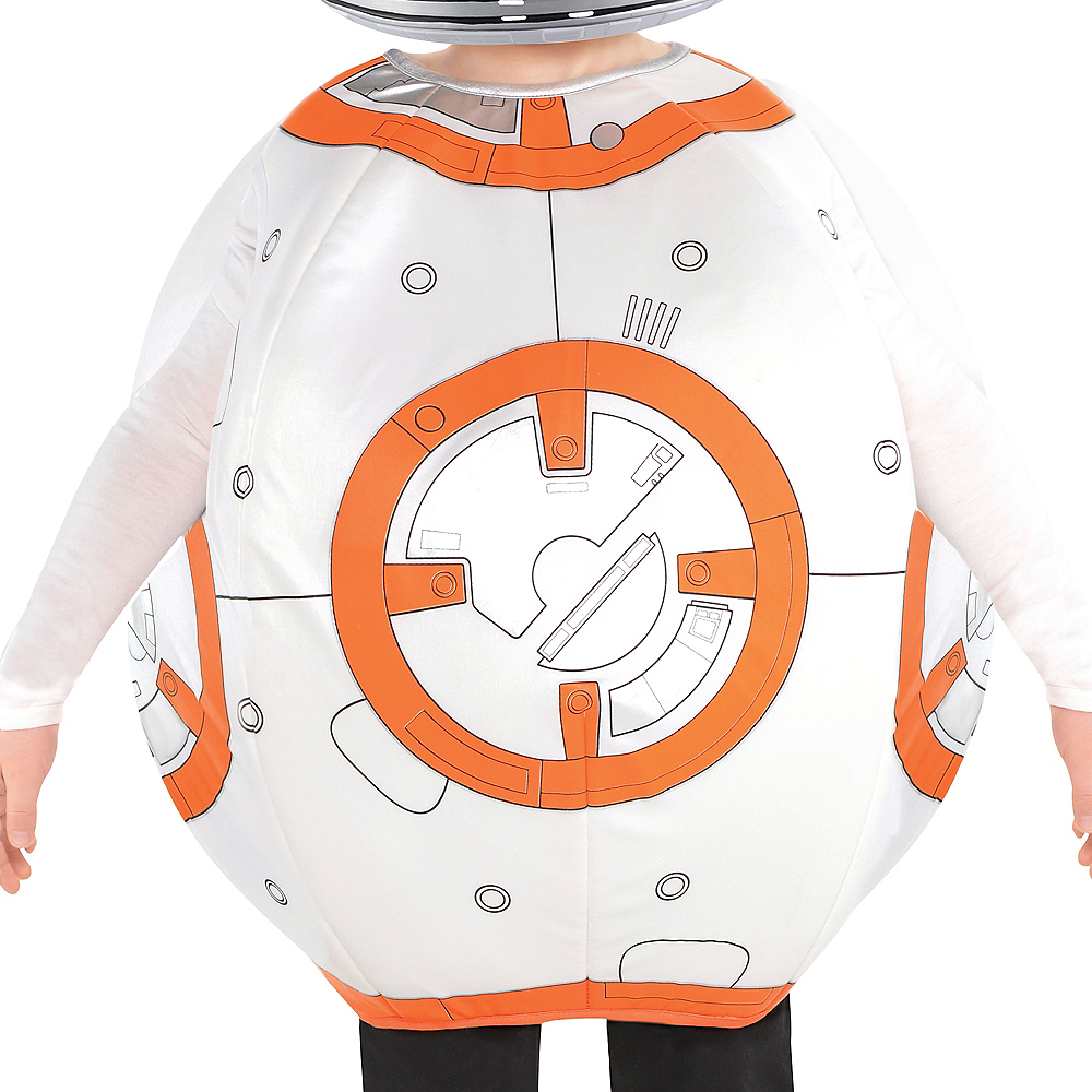 Boys BB-8 Costume - Star Wars 7 The Force Awakens Image #3
