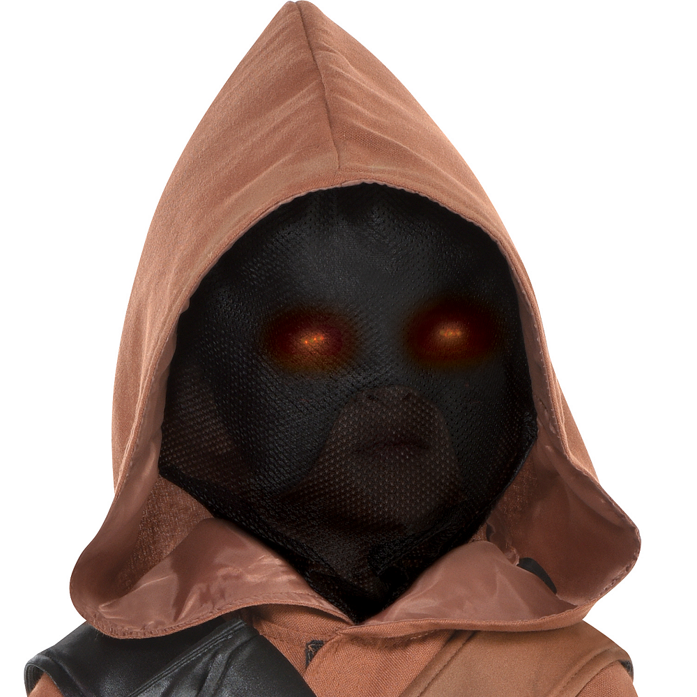 Child Light-Up Jawa Costume - Star Wars Image #2