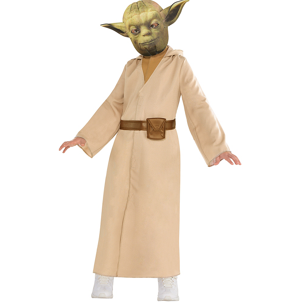 2d93e8dda7ff5 Boys Wise Yoda Costume - Star Wars Image  1 ...