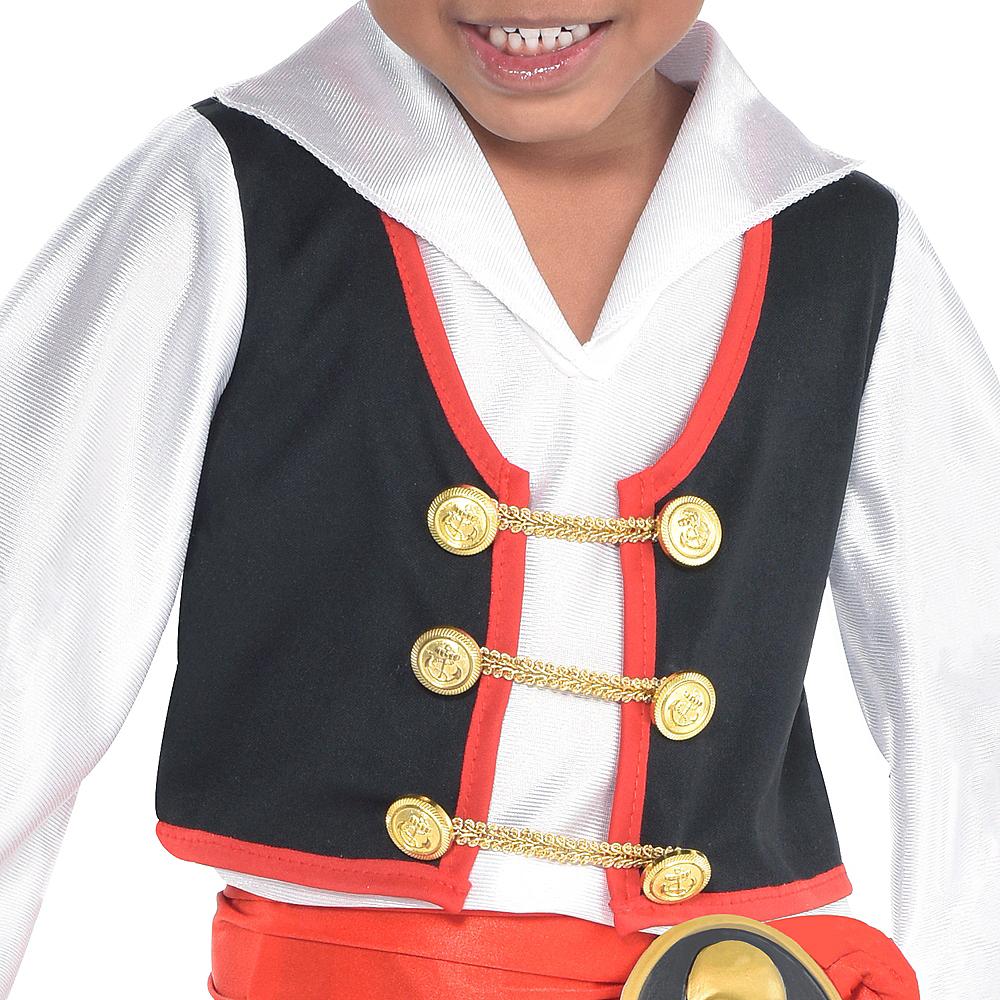 Boys Adventure Pirate Costume Image #2