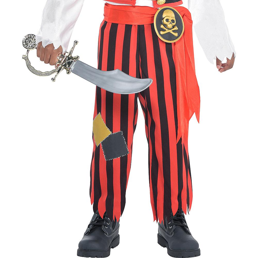 Boys Adventure Pirate Costume Image #3
