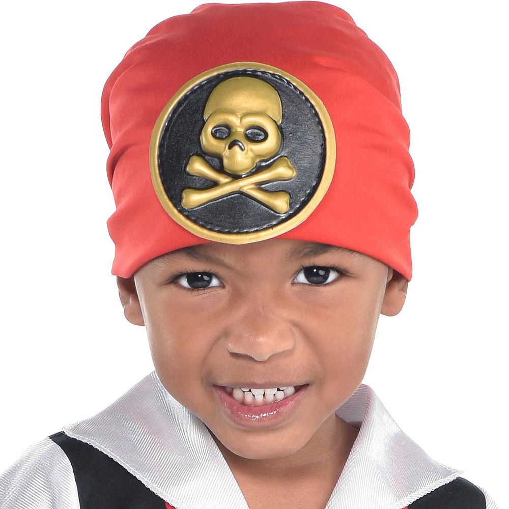 Boys Adventure Pirate Costume Image #4