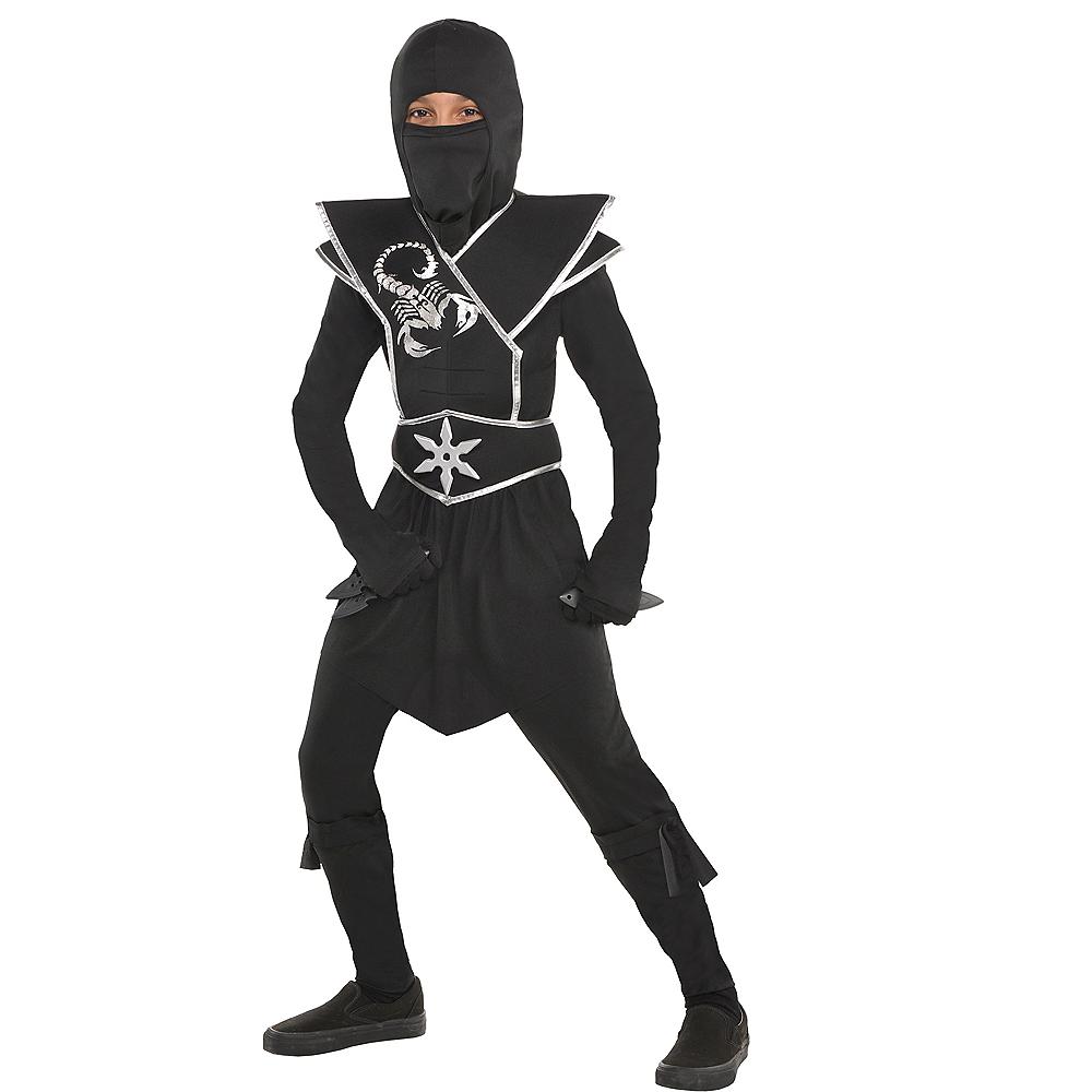 Stealth Ninja Boys Ninja Halloween Costume