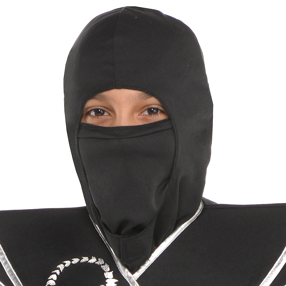 Boys Black Ops Ninja Costume Image #2