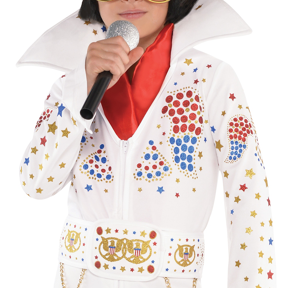 Boys King of Rock 'n' Roll Costume Image #2
