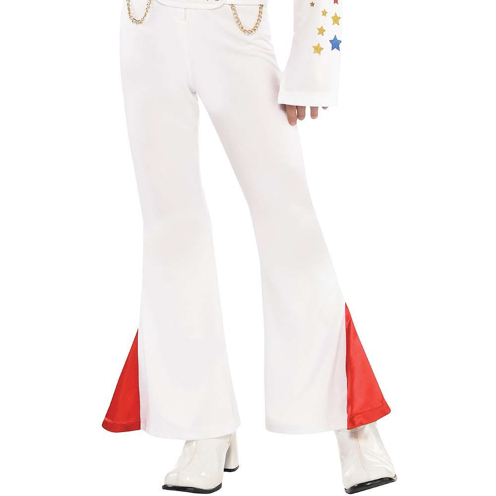 Boys King of Rock 'n' Roll Costume Image #3