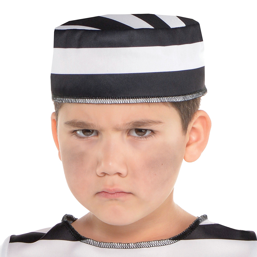 Toddler Boys Mischief Maker Prisoner Costume Image #2