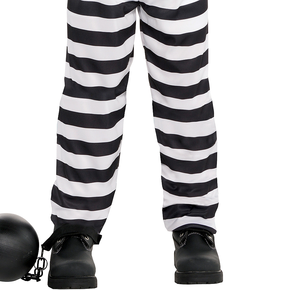 Toddler Boys Mischief Maker Prisoner Costume Image #4
