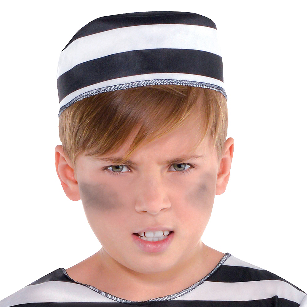 Boys Mischief Maker Prisoner Costume Image #2