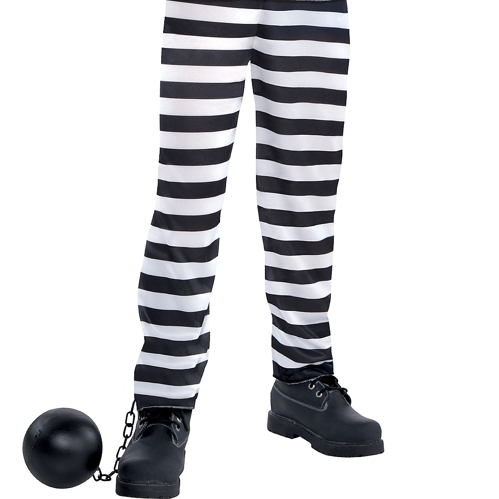 Boys Mischief Maker Prisoner Costume Image #4
