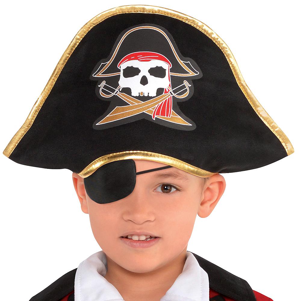 Boys Pirate Captain Costume Image #2