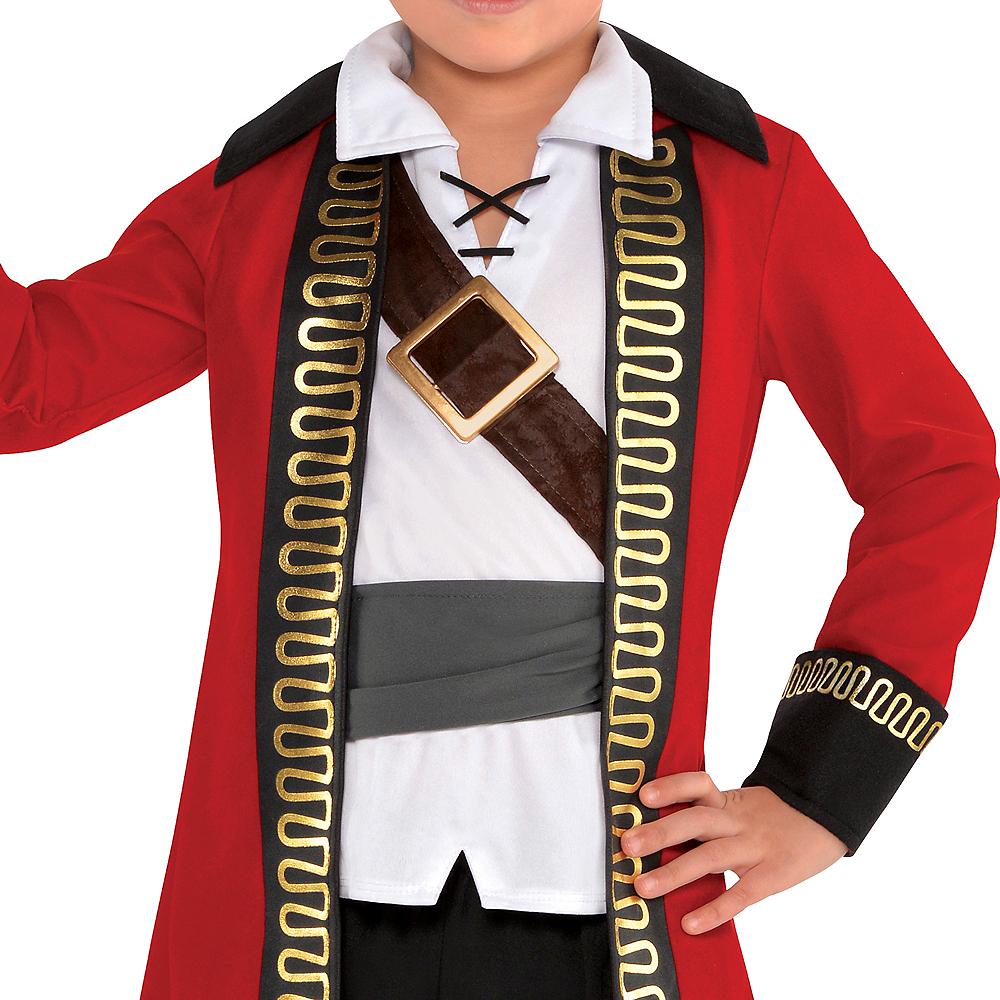 Boys Pirate Captain Costume Image #3