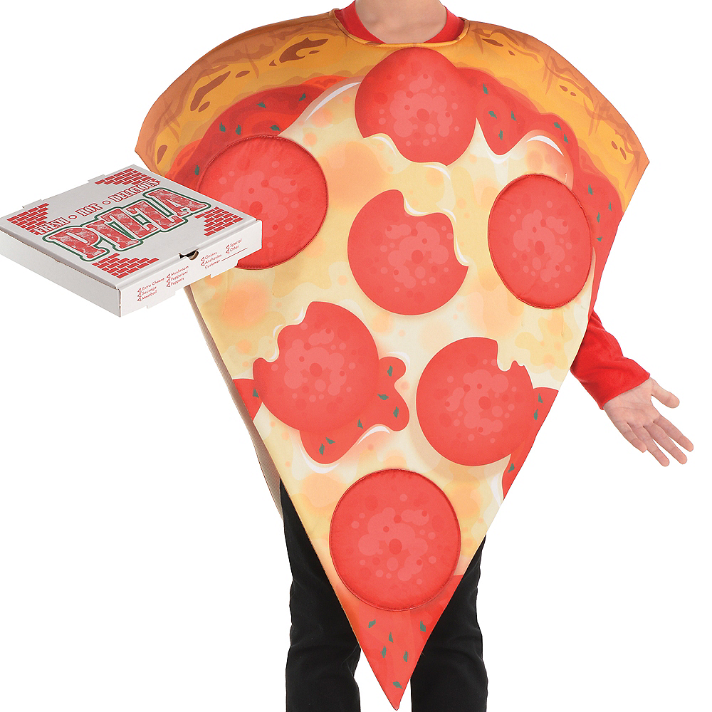 Child Pizza Costume Image #2