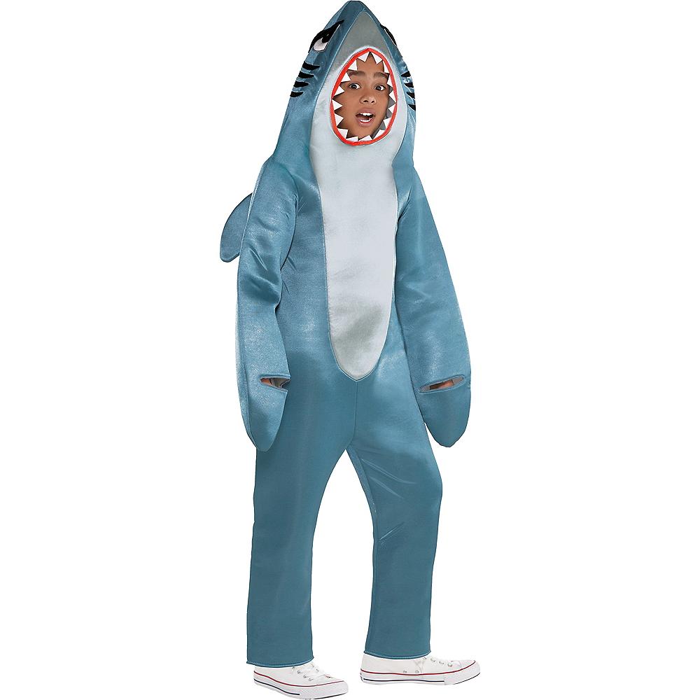 28f775930691 Boys Shark Costume Image  1 ...
