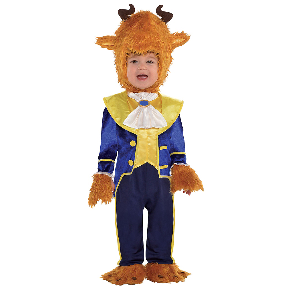 Baby Beast Costume - Beauty and the Beast Image #1