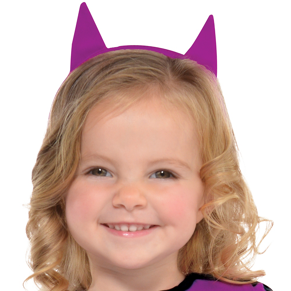Nav Item for Baby Purple Batgirl Costume - Batman Image #2