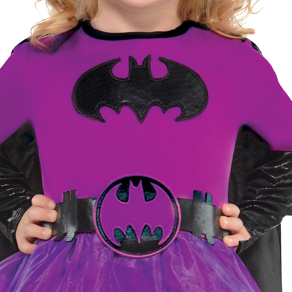 Baby Purple Batgirl Costume - Batman Image #3