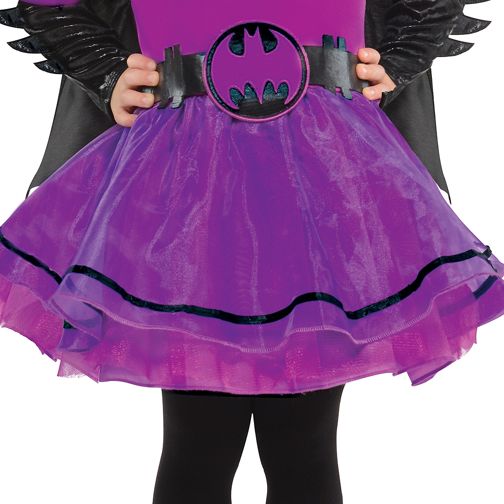 Nav Item for Baby Purple Batgirl Costume - Batman Image #4