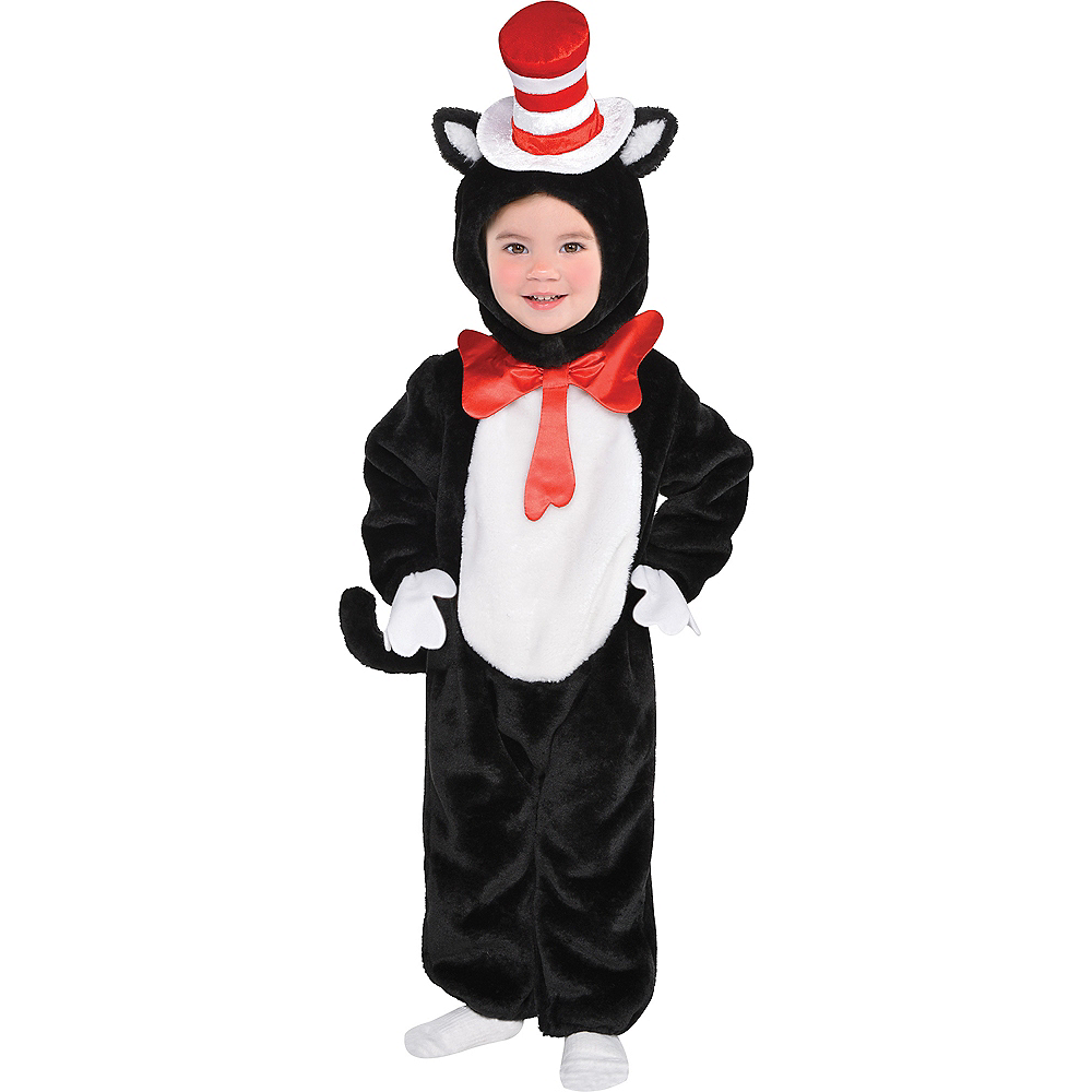 baby cat in the hat costume dr seuss