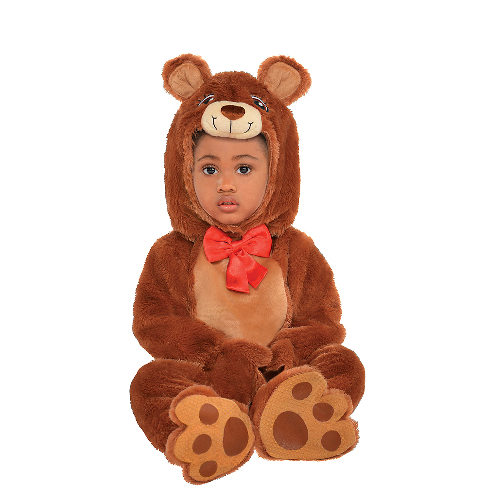 Baby Cuddle Bear Costume Image #1