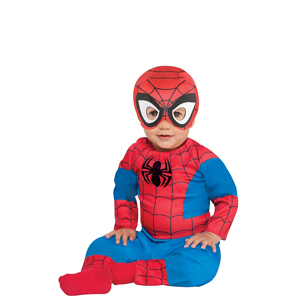 Nav Item for Baby Spider-Man Costume Image #1