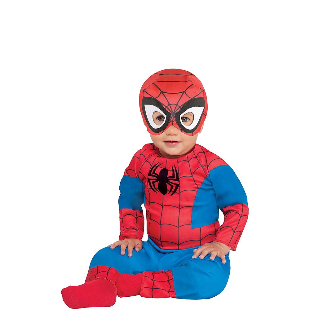 Baby Spider-Man Costume Image #1