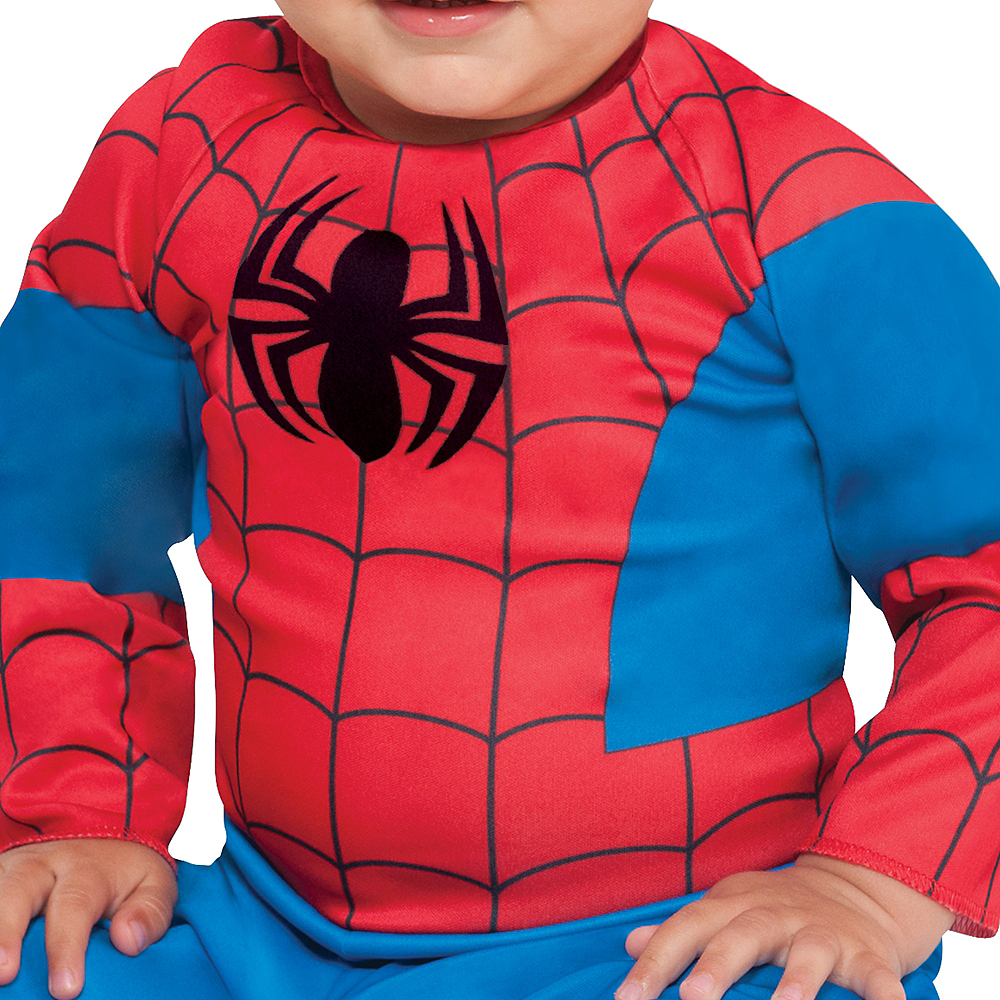 Nav Item for Baby Spider-Man Costume Image #3