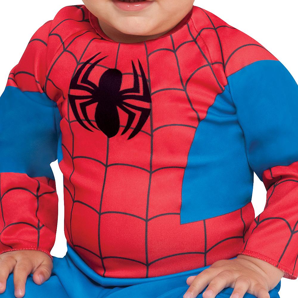 Baby Spider-Man Costume Image #3