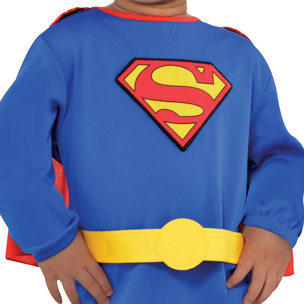 Baby Classic Superman Costume Image #2