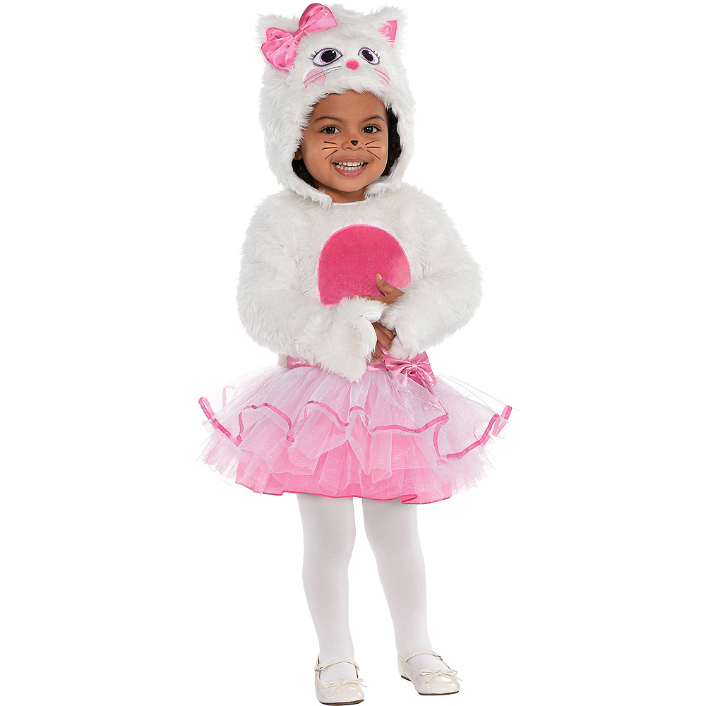 Baby Wee Whiskers Cat Costume Image #1