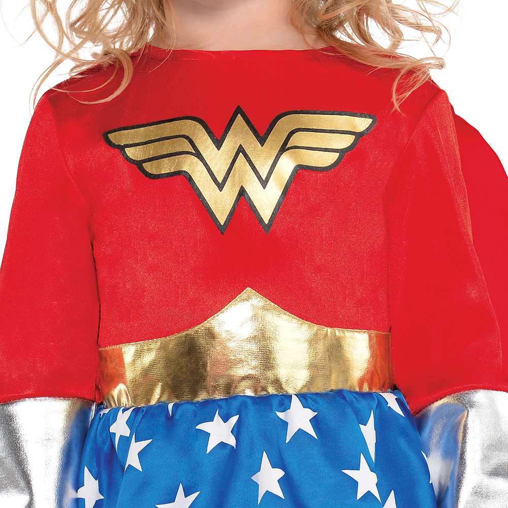 Baby Wonder Woman Costume Image #3