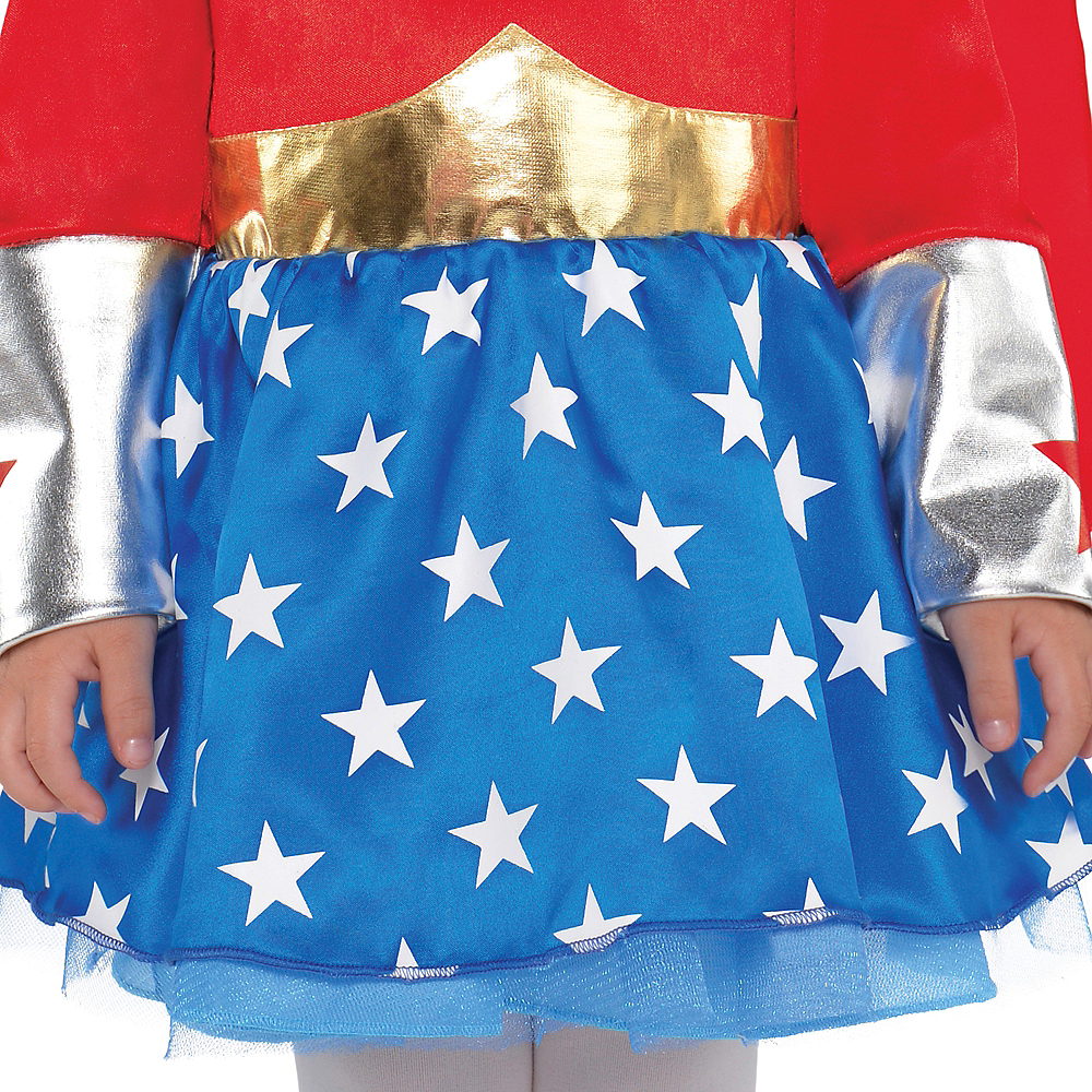 Baby Wonder Woman Costume Image #4