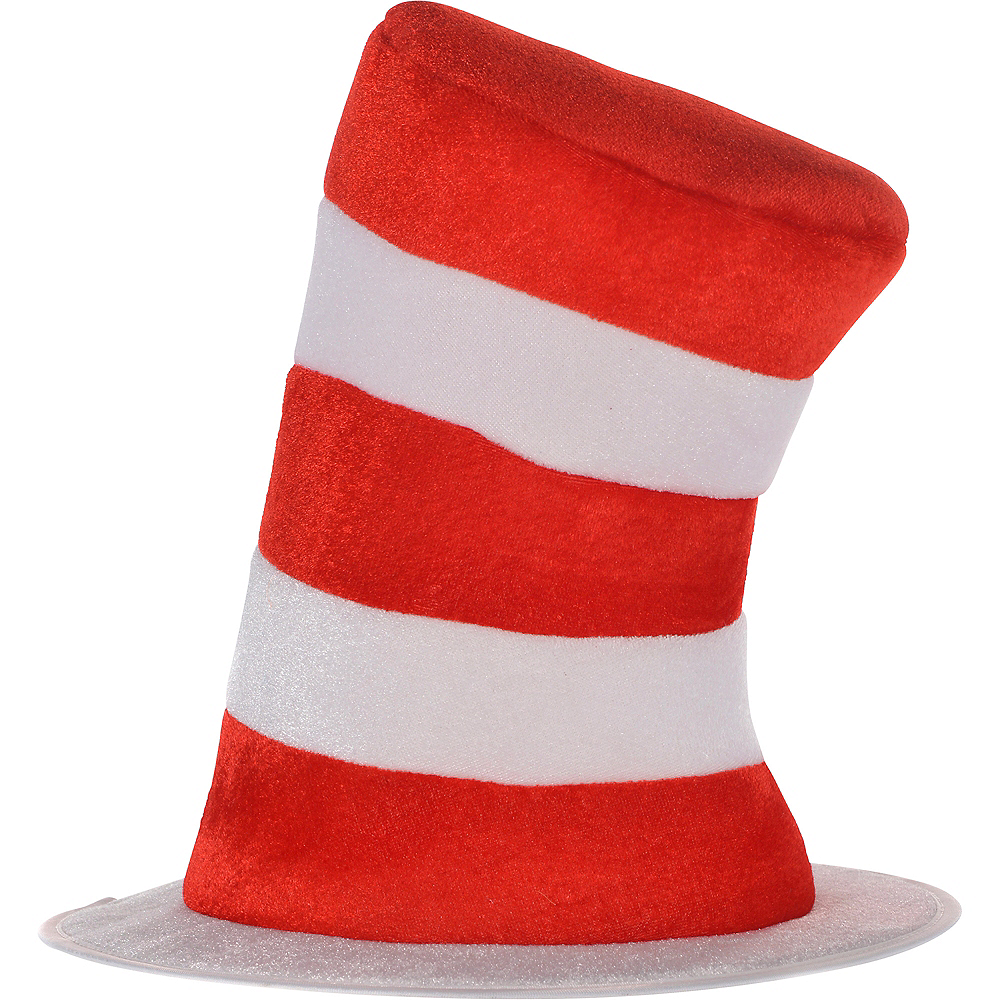 Boys Cat in the Hat Costume - Dr. Seuss Image #2